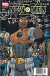 Cover for New X-Men (Marvel, 2004 series) #10 [Newsstand Edition]