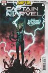 Cover for Captain Marvel (Marvel, 2019 series) #18 (152)