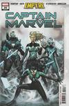 Cover for Captain Marvel (Marvel, 2019 series) #20 (154)