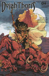 Cover Thumbnail for Dejah Thoris (2019 series) #8 [Roberto Castro FOC Bonus Cover]