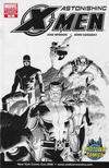Cover for Astonishing X-Men (Marvel, 2004 series) #13 [New York Comic Con [Midtown Comics]]