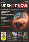 Cover for Upshot Now Magazine (AWA Studios [Artists Writers & Artisans], 2019 series) #0