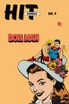 Cover for Hit Comics (ilovecomics, 2019 series) #4