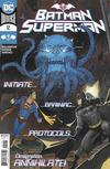 Cover for Batman / Superman (DC, 2019 series) #12 [David Marquez Cover]
