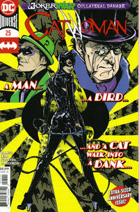 Cover Thumbnail for Catwoman (DC, 2018 series) #25