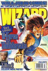 Cover Thumbnail for Wizard: The Comics Magazine (Wizard Entertainment, 1991 series) #138 [Mark/Lion-O]