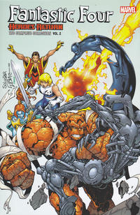 Cover Thumbnail for Fantastic Four: Heroes Return - The Complete Collection (Marvel, 2019 series) #2