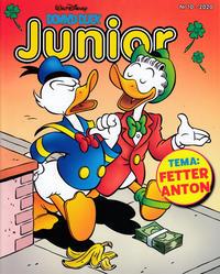 Cover Thumbnail for Donald Duck Junior (Hjemmet / Egmont, 2018 series) #10/2020