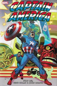 Cover Thumbnail for Captain America Omnibus (Marvel, 2011 series) #2