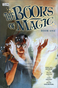 Cover Thumbnail for The Books of Magic (DC, 2017 series) #1