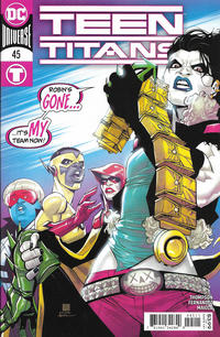 Cover Thumbnail for Teen Titans (DC, 2016 series) #45