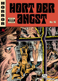 Cover Thumbnail for Hort der Angst (ilovecomics, 2016 series) #16