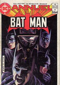 Cover Thumbnail for Batman collection Le Détective masqué (Sage - Sagédition, 1984 series) #4