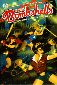 Cover Thumbnail for DC Comics: Bombshells the Deluxe Edition (DC, 2018 series) #2