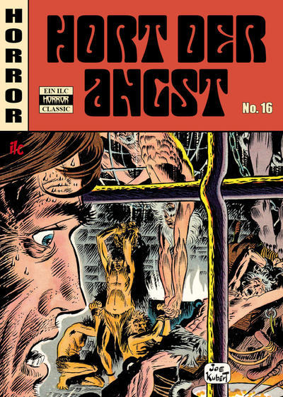 Cover for Hort der Angst (ilovecomics, 2016 series) #16