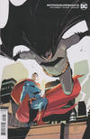 Cover for Batman / Superman (DC, 2019 series) #12 [Lee Weeks Variant Cover]