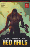 Cover for The Cimmerian: Red Nails (Ablaze Publishing, 2020 series) #1 [Cover C]