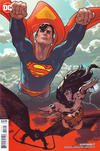 Cover Thumbnail for Superman (2018 series) #17 [Adam Hughes Variant Cover]