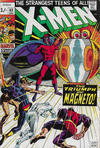Cover Thumbnail for The X-Men (1963 series) #63 [British]