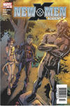 Cover for New X-Men (Marvel, 2004 series) #13 [Newsstand Edition]