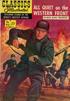 Cover for Classics Illustrated (Gilberton, 1947 series) #95 [HRN 99] - All Quiet on the Western Front