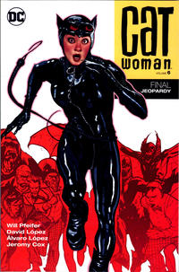 Cover Thumbnail for Catwoman (DC, 2012 series) #6 - Final Jeopardy