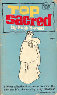 Cover Thumbnail for Top Sacred (Crest Books, 1963 series) #s663