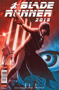 Cover Thumbnail for Blade Runner 2019 (Titan, 2019 series) #3 [Cover A]