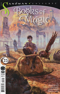 Cover Thumbnail for Books of Magic (DC, 2018 series) #23