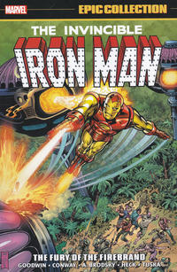 Cover Thumbnail for Iron Man Epic Collection (Marvel, 2013 series) #4 - The Fury of the Firebrand