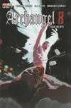 Cover for Archangel 8 (AWA Studios [Artists Writers & Artisans], 2020 series) #5
