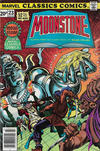 Cover for Marvel Classics Comics (Marvel, 1976 series) #23 - The Moonstone [British]