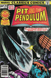 Cover for Marvel Classics Comics (Marvel, 1976 series) #28 - The Pit and the Pendulum [British]