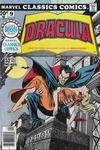 Cover for Marvel Classics Comics (Marvel, 1976 series) #9 - Dracula [British]