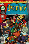 Cover for Marvel Classics Comics (Marvel, 1976 series) #16 - Ivanhoe [British]