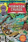 Cover for Marvel Classics Comics (Marvel, 1976 series) #19 - Robinson Crusoe [British]