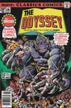 Cover for Marvel Classics Comics (Marvel, 1976 series) #18 - The Odyssey [British]