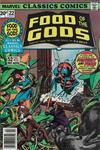 Cover for Marvel Classics Comics (Marvel, 1976 series) #22 - Food of the Gods [British]