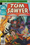 Cover for Marvel Classics Comics (Marvel, 1976 series) #7 - Tom Sawyer [British]