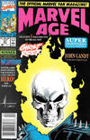 Cover Thumbnail for Marvel Age (1983 series) #87 [Newsstand]