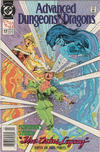 Cover Thumbnail for Advanced Dungeons & Dragons Comic Book (1988 series) #17 [Newsstand]
