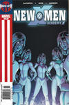 Cover for New X-Men (Marvel, 2004 series) #17 [Newsstand Edition]