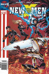 Cover for New X-Men (Marvel, 2004 series) #19 [Newsstand Edition]