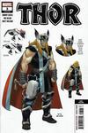 Cover Thumbnail for Thor (2020 series) #3 [Third Printing - Nic Klein]
