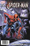 Cover for Spectacular Spider-Man (Marvel, 2003 series) #6 [Newsstand]