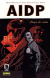 Cover for AIDP (NORMA Editorial, 2004 series) #8