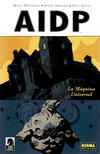 Cover for AIDP (NORMA Editorial, 2004 series) #6