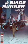 Cover for Blade Runner 2019 (Titan, 2019 series) #5 [Cover A]