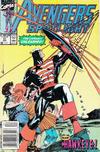 Cover for Avengers Spotlight (Marvel, 1989 series) #31 [Newsstand]