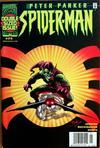 Cover for Peter Parker: Spider-Man (Marvel, 1999 series) #25 [Newsstand]